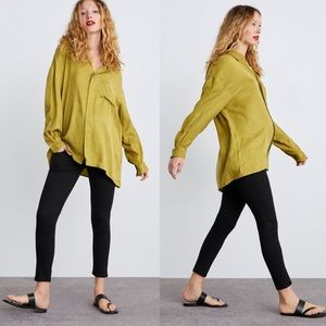 ZARA Maternity Mood Premium Skinny Mommy Fit Jeans